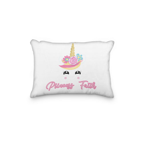 Unicorn Squee Personalized Pillowcase - incandescently