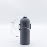 Oxygen Cylinder With Nasal Prongs