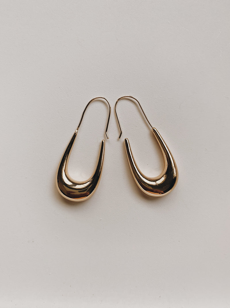 GARDOT HOOK EARRINGS