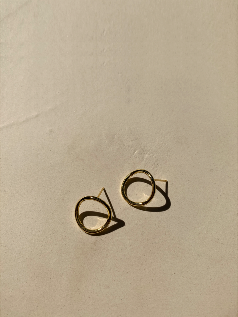 LOUISA CERCLE EARRINGS