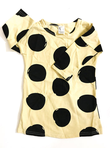 Girls Polka Dot Tunic Dress