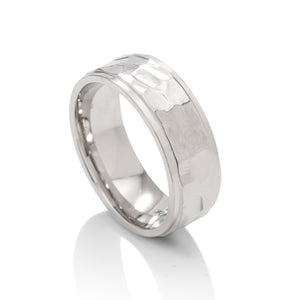 Rock Polish Men's Band - Charles Koll Jewellers
