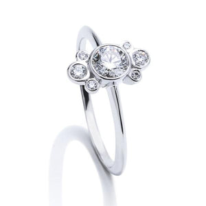 7 Stone Diamond Ring - Charles Koll Jewellers
