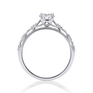 Vintage Engagement Ring - Charles Koll Jewellers
