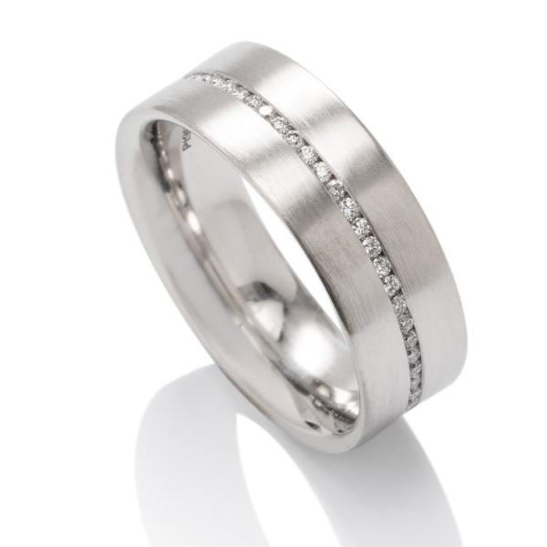 Eternity Diamond Band - Charles Koll Jewellers