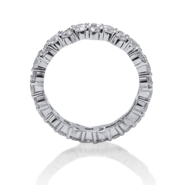 2:1 Gracious Diamond Wedding Band - Charles Koll Jewellers