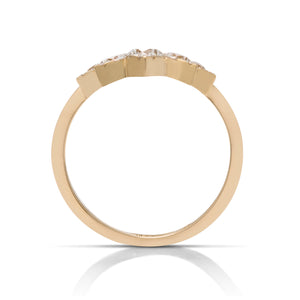 Women's Diamond Wedding Band - Charles Koll Jewellers