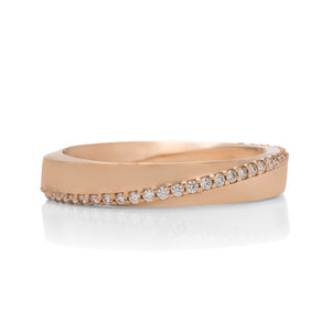 Diamond Mobius Band - Charles Koll Jewellers