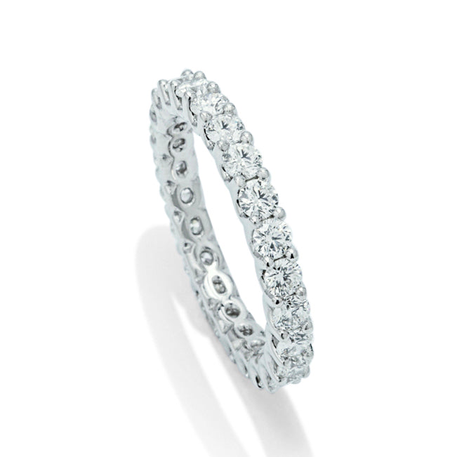 Diamond Eternity Band - Charles Koll Jewellers