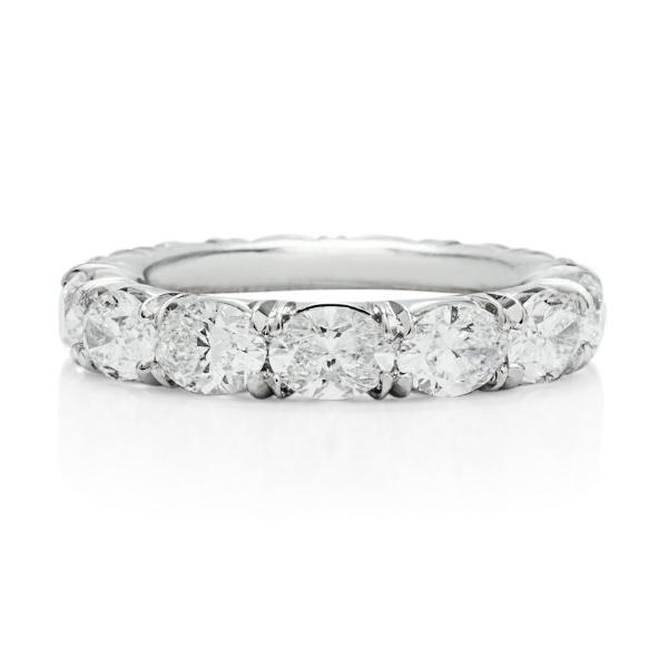 Oval Eternity Band - Charles Koll Jewellers
