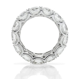 Cushion Eternity Band - Charles Koll Jewellers