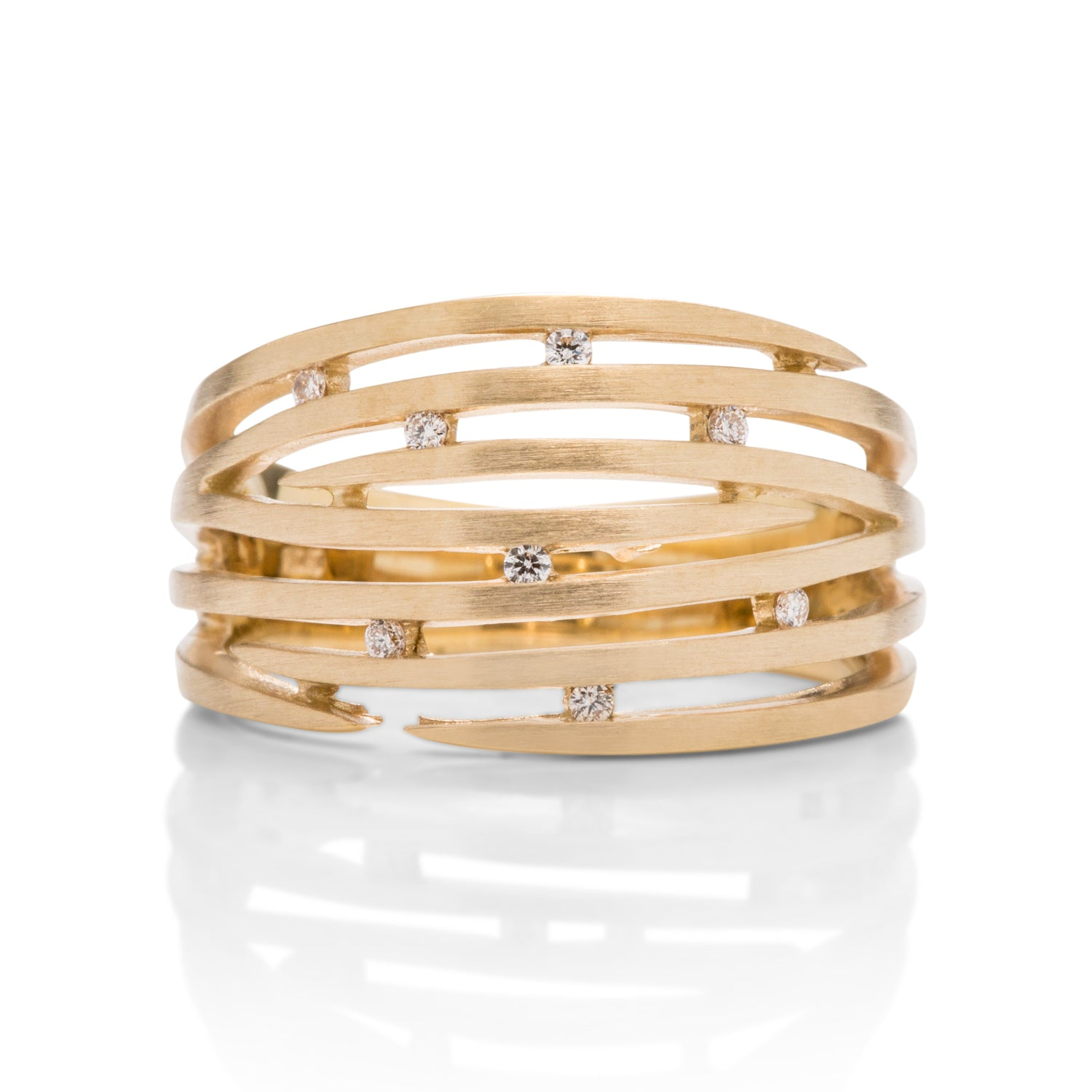 18k Gold Diamond Ring - Charles Koll Jewellers