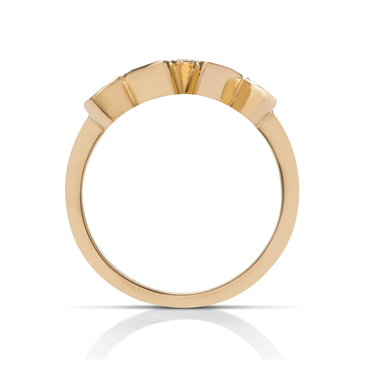 Marquise Bezel Ring - Charles Koll Jewellers