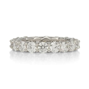3.37 CTW Diamond Uternity Wedding Band - Charles Koll Jewellers