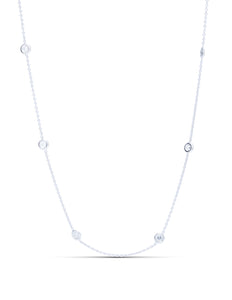 Platinum Diamonds By The Yard - Charles Koll Jewellers