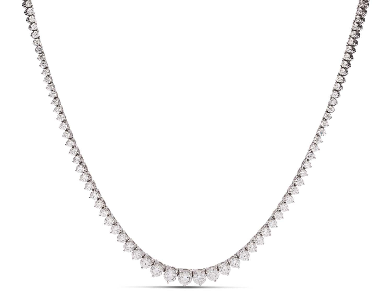 Hearts on Fire Temptation Diamond Necklace - Charles Koll Jewellers