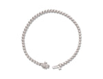 1.90 ctw Diamond Bracelet in Platinum