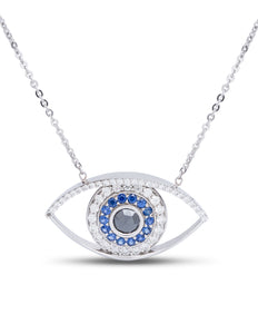 Evil Eye Necklace - Charles Koll Jewellers