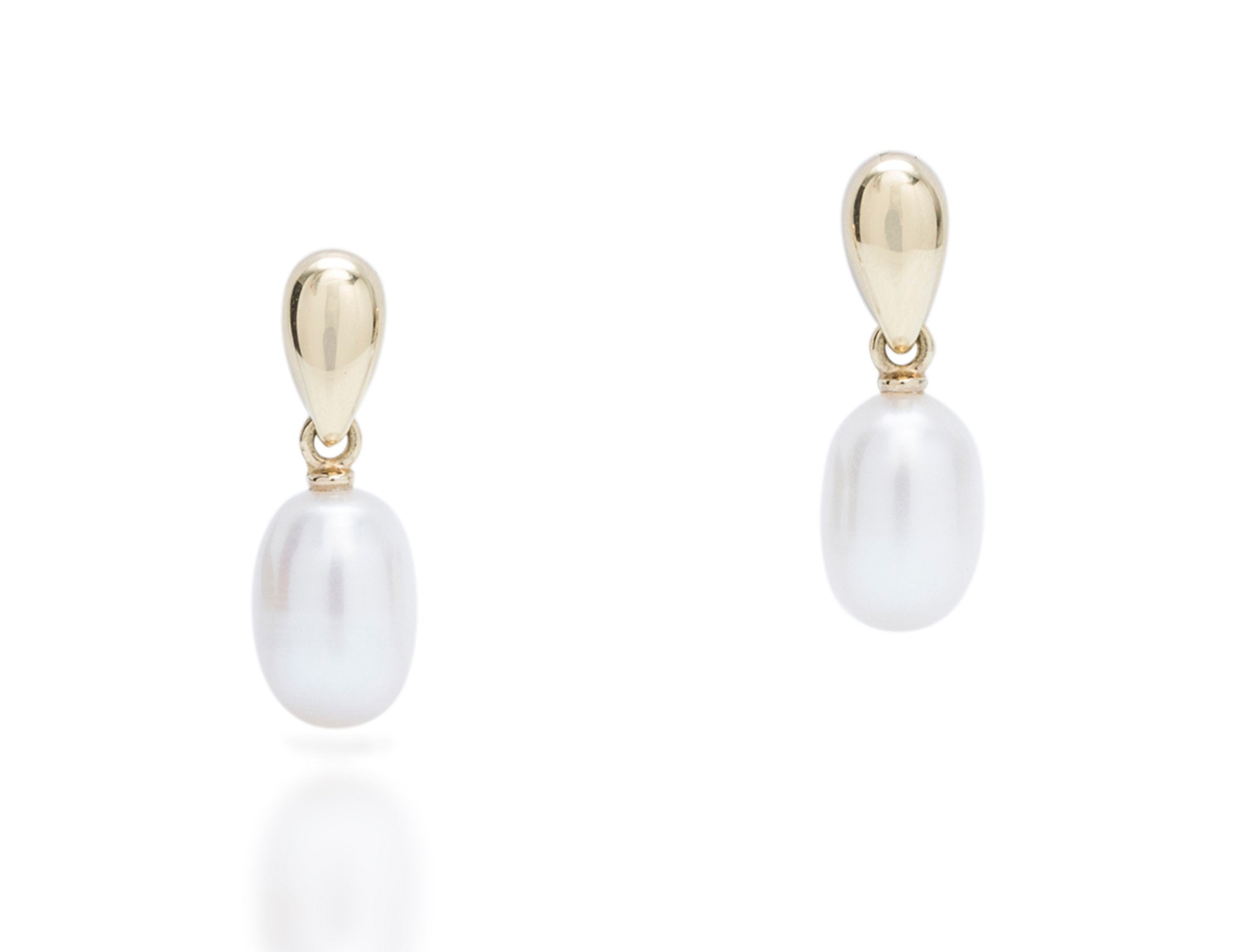 Pearl Drop Earring - Charles Koll Jewellers