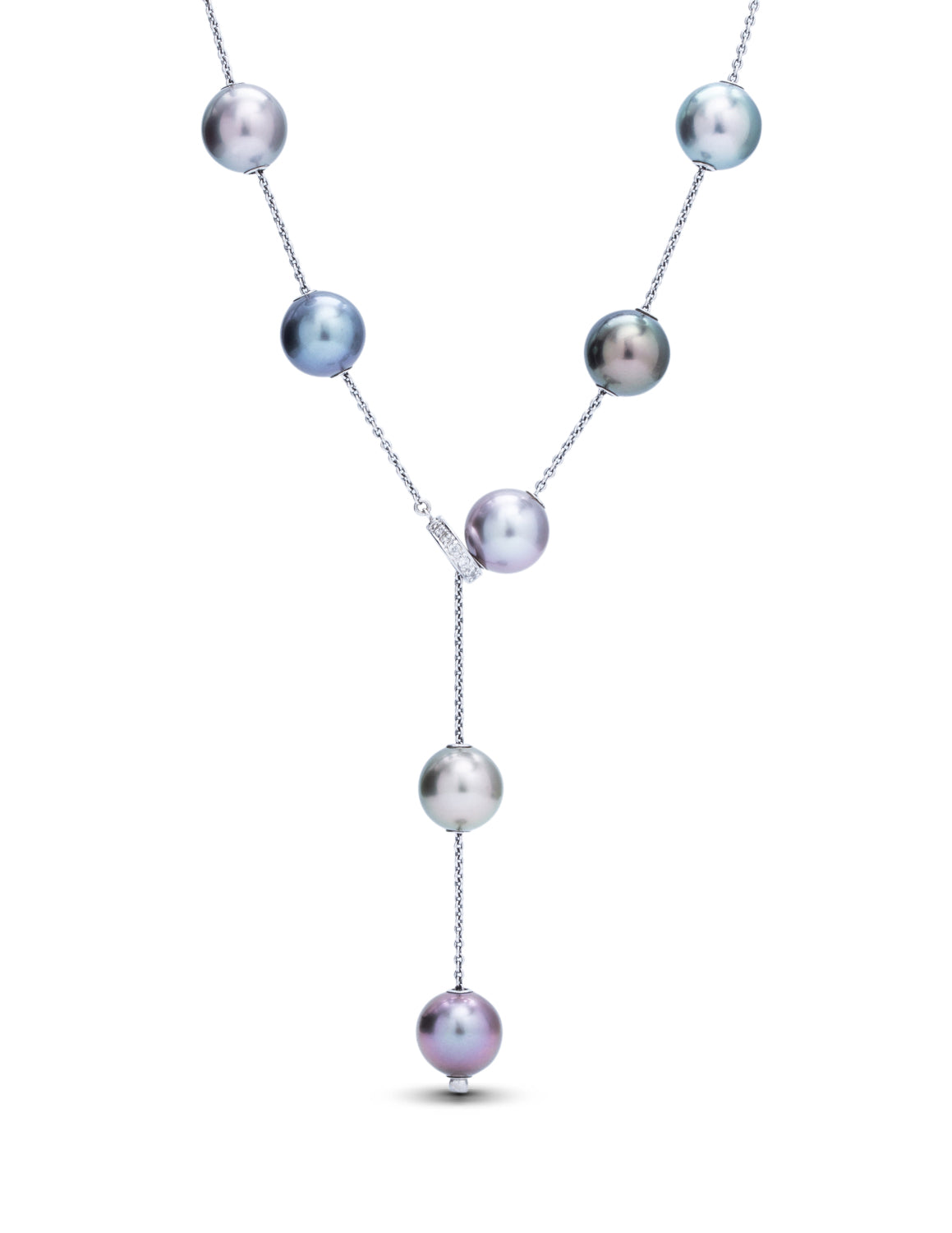 Tahitian Pearl Necklace - Charles Koll Jewellers