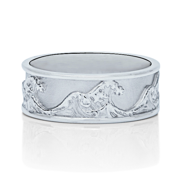 Wave Ring - Charles Koll Jewellers