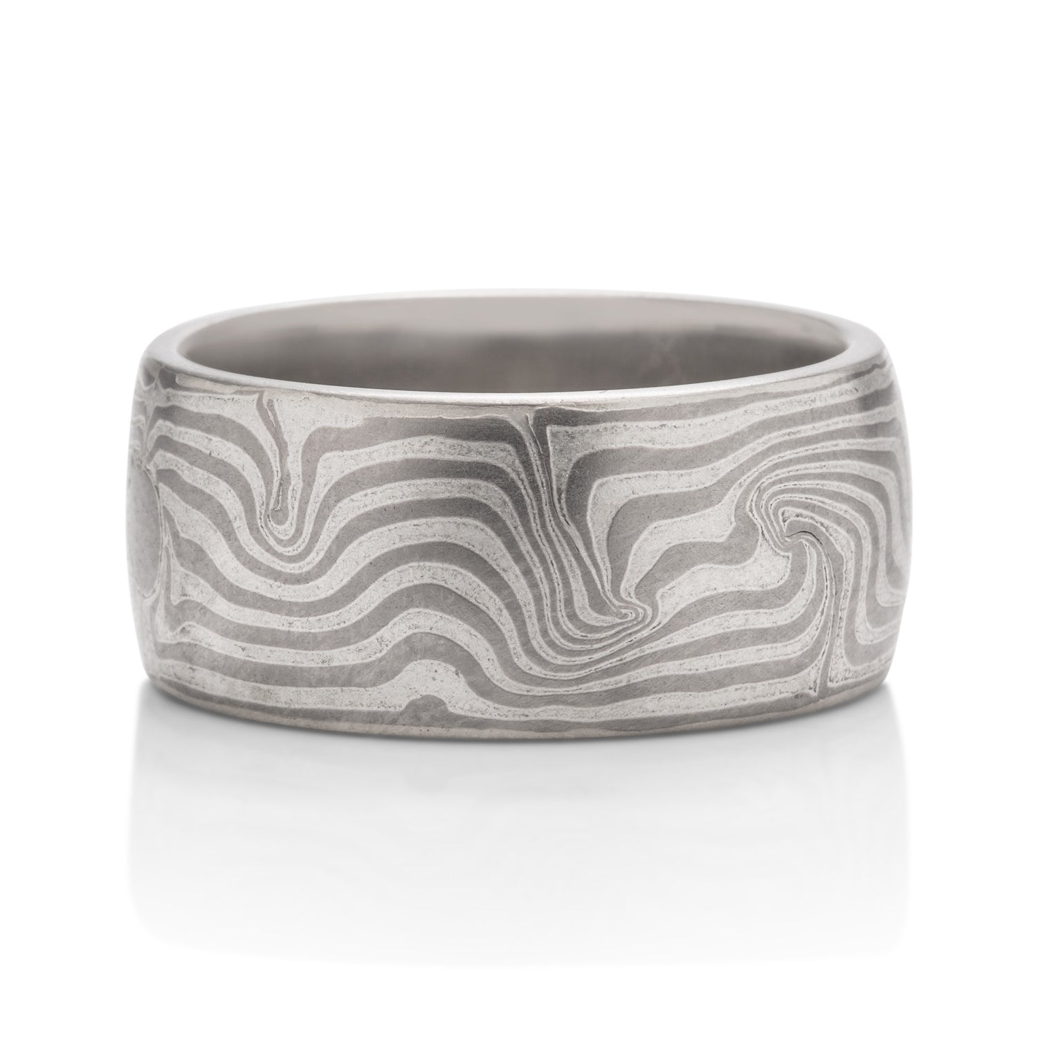 Mokume Gane Men's Ring - Charles Koll Jewellers
