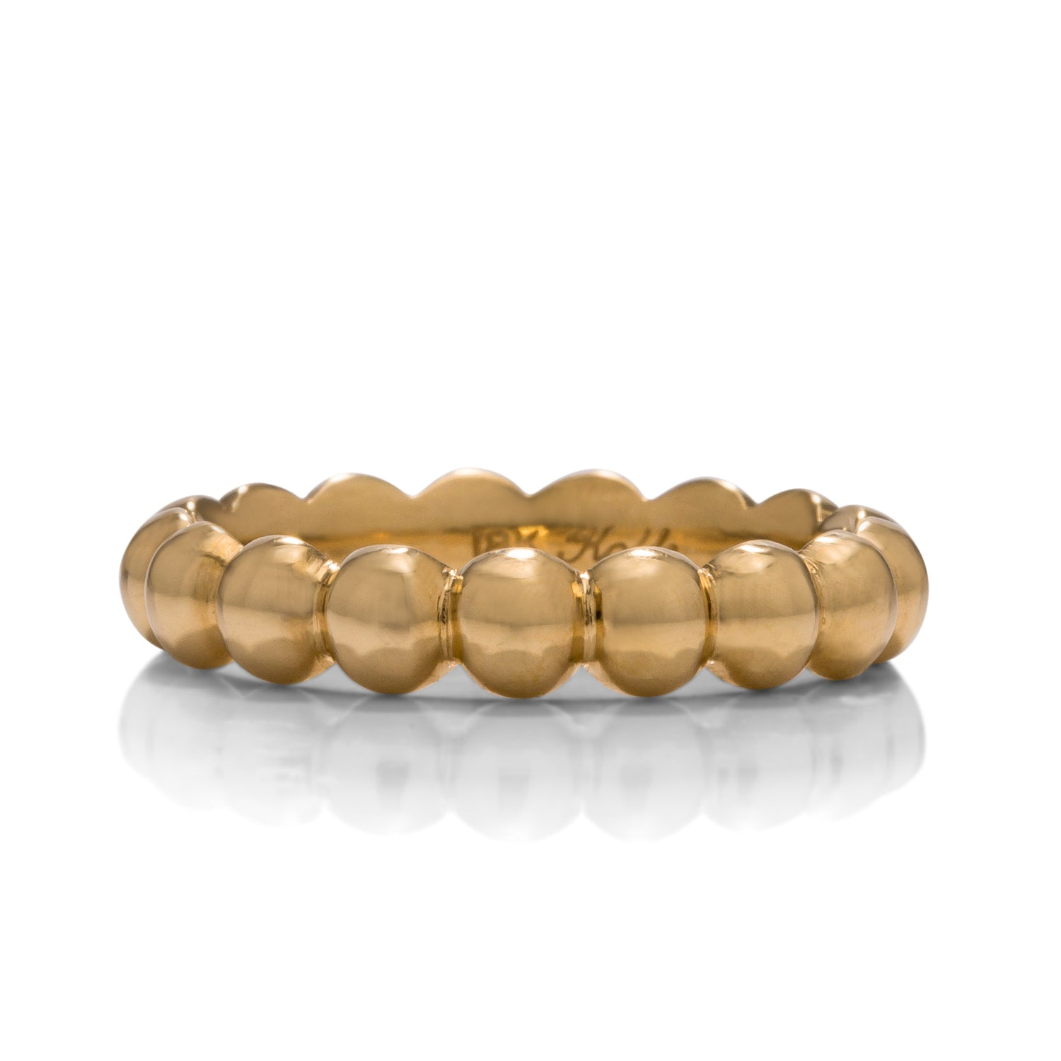 Yellow Gold Ball Band