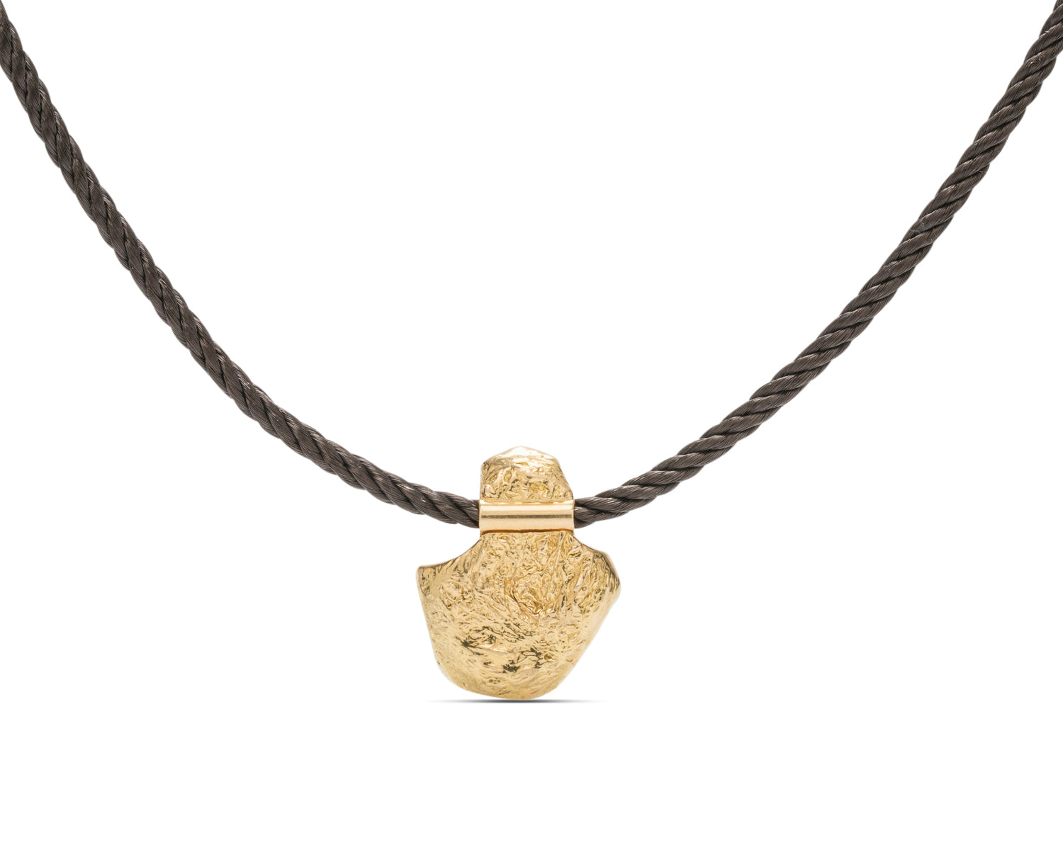 Solid Gold Pendant - Charles Koll Jewellers