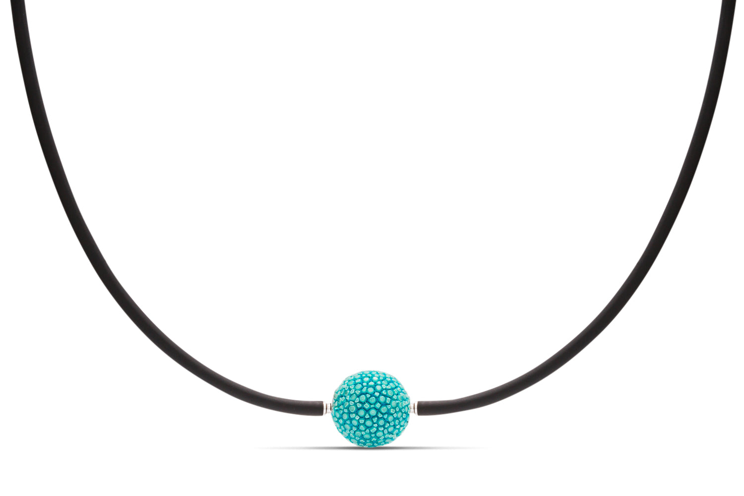 Turquoise Stingray Ball - Charles Koll Jewellers