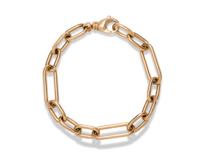Yellow Gold Chain Bracelet - Charles Koll Jewellers