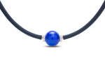 Lapis and Diamond Round Heinz Clasp - Charles Koll Jewellers