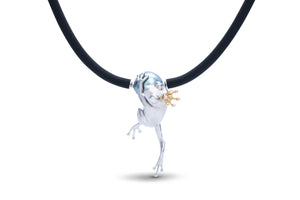 Frog and Pearl Heinz Clasp - Charles Koll Jewellers