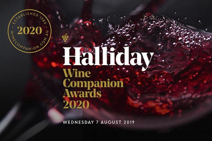 2020 James Halliday Wine Companion Award Night Results!