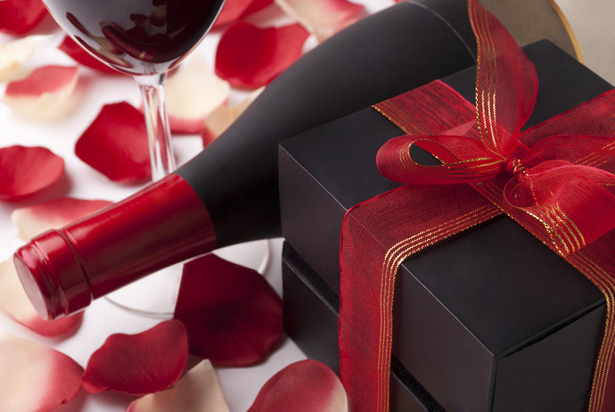 Let us handle your wine Christmas gift giving, so you don't have to...