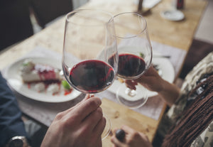 The Only Relationship You Need this Valentine's Day, is one between You and Your Wine Glass...