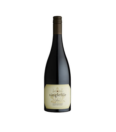 2018 Singlefile Single Vineyard Shiraz