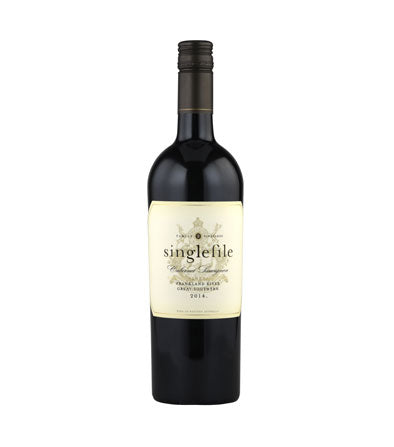 2017 Singlefile Single Vineyard Cabernet Sauvignon