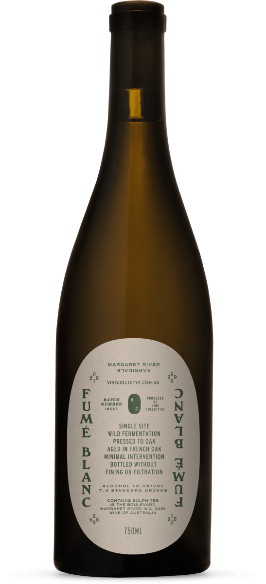 2018 Vine Collective Fumé Blanc