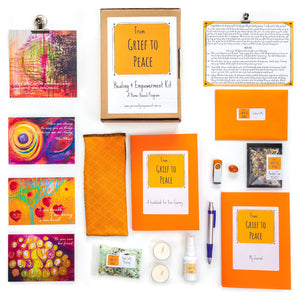 From Grief to Peace - A Healing & Empowerment Kit