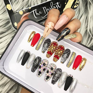 Beyond Custom Press on Nails