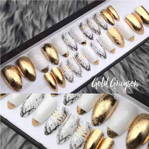Luxury Custom Nails