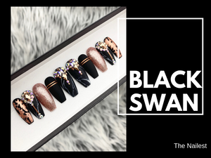 black owned press on nails  nail and manicure trends