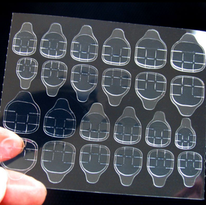 NAIL ADHESIVE TAB | DOUBLE SIDED STICKERS