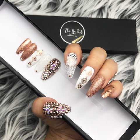 ROSE GOLD HERA SET