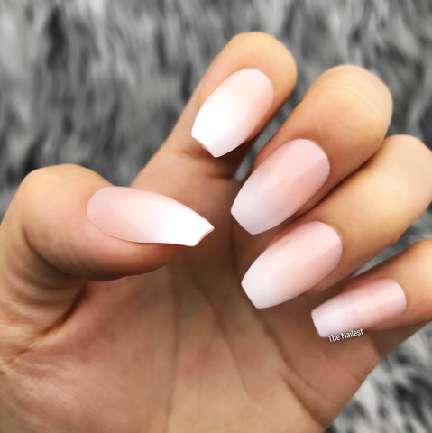 INSTANT GLAM- BABY BOOMER NUDE OMBRÉ SET