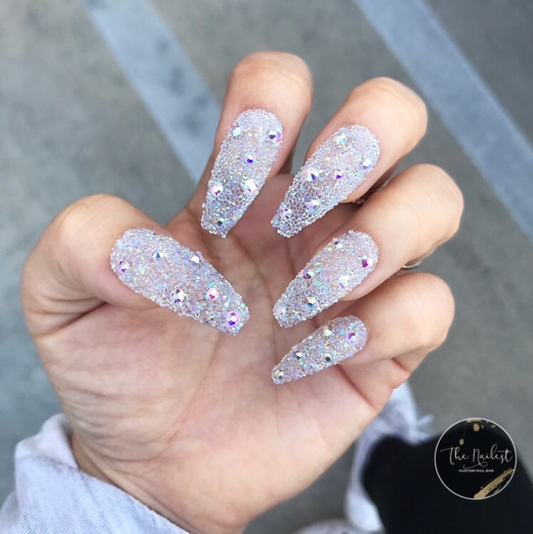 PIXIE DUST MIXED W CRYSTALS SET