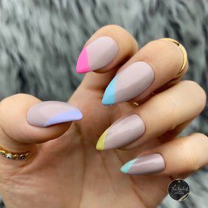 COLLECTIVE PASTEL TIP SET