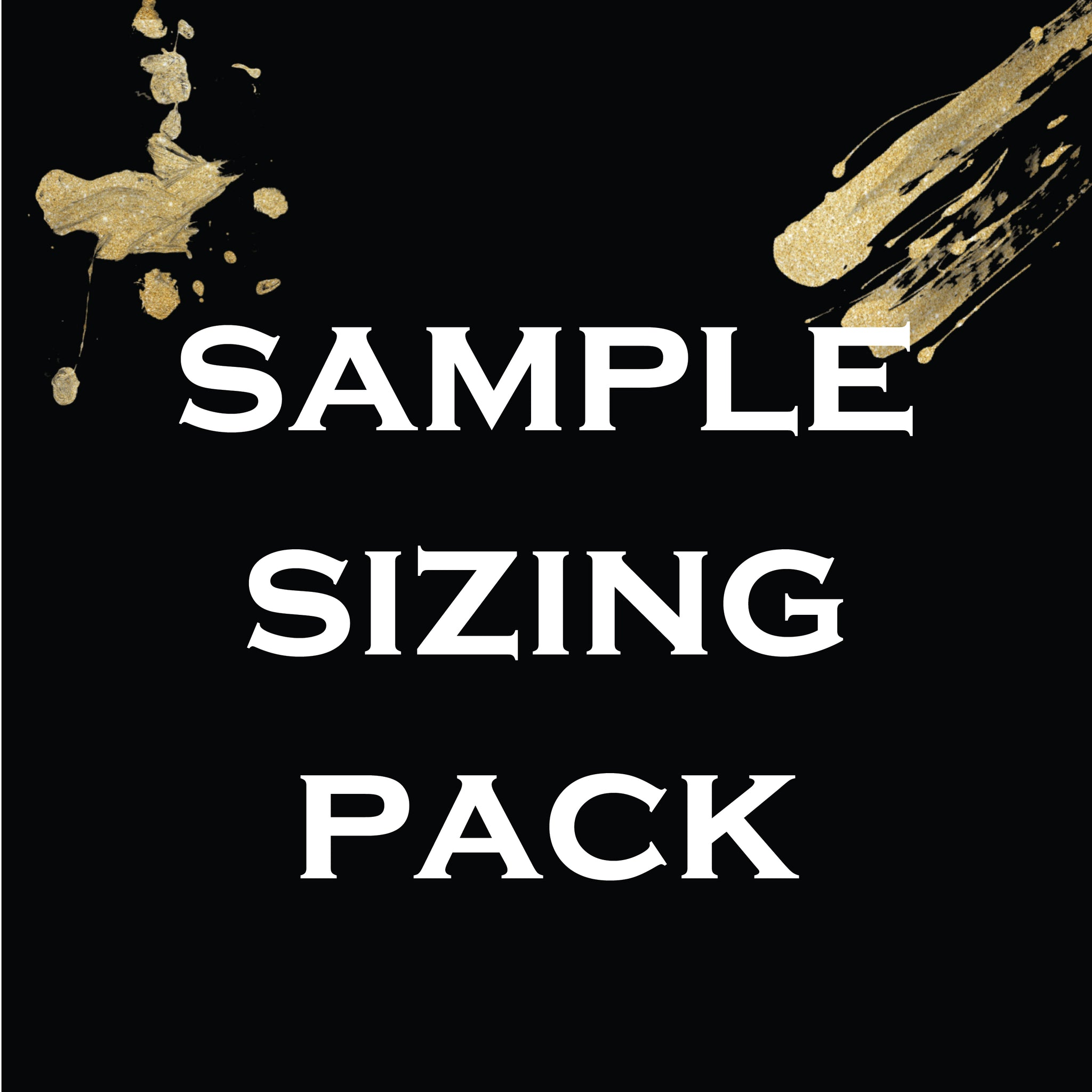 Sample Size Kit Pack