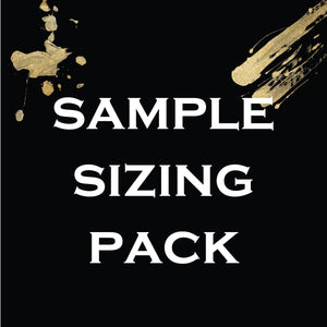 Sample Size Pack