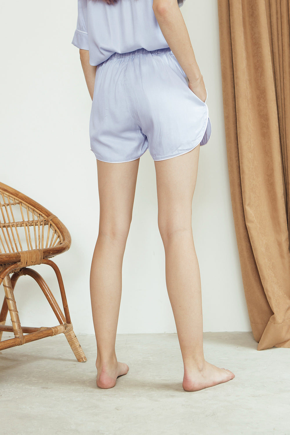 Mia Shorts/ Bluebell